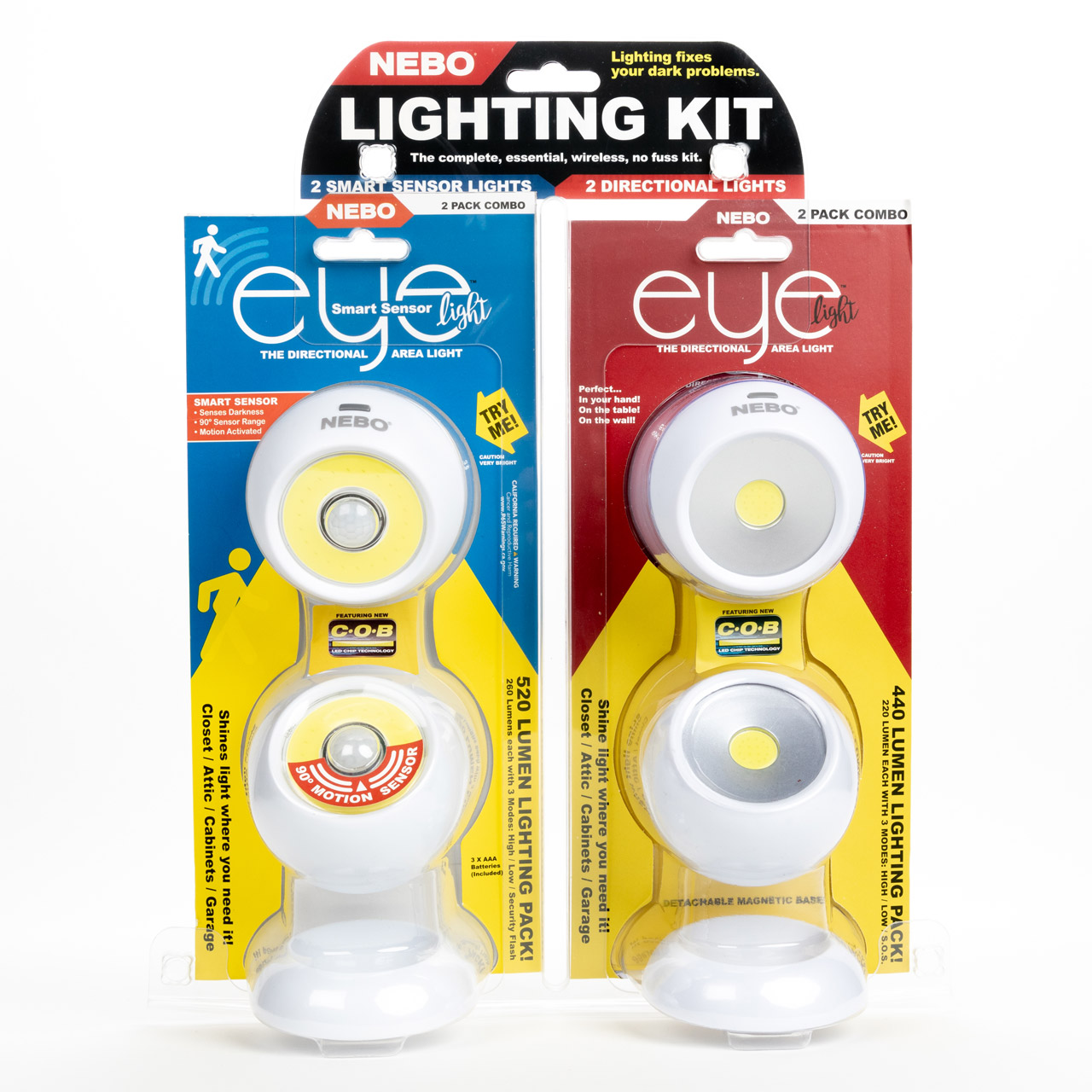 EYE Smart Sensor Lighting Kit