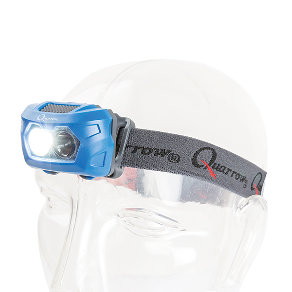 Dual-Color Headlamp