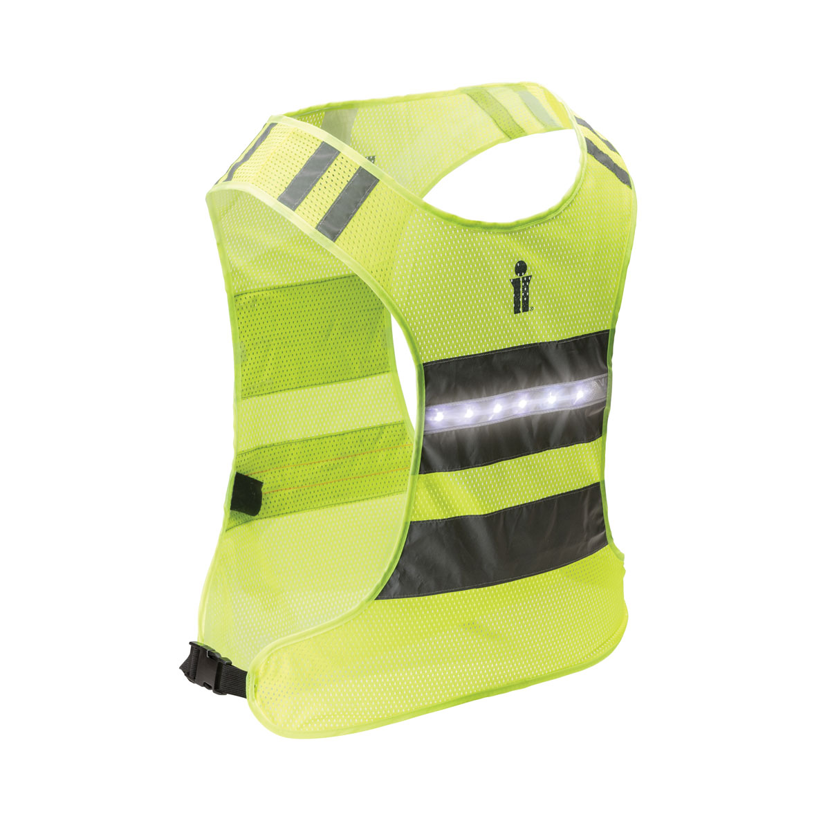 Reflective LED Safety Vest